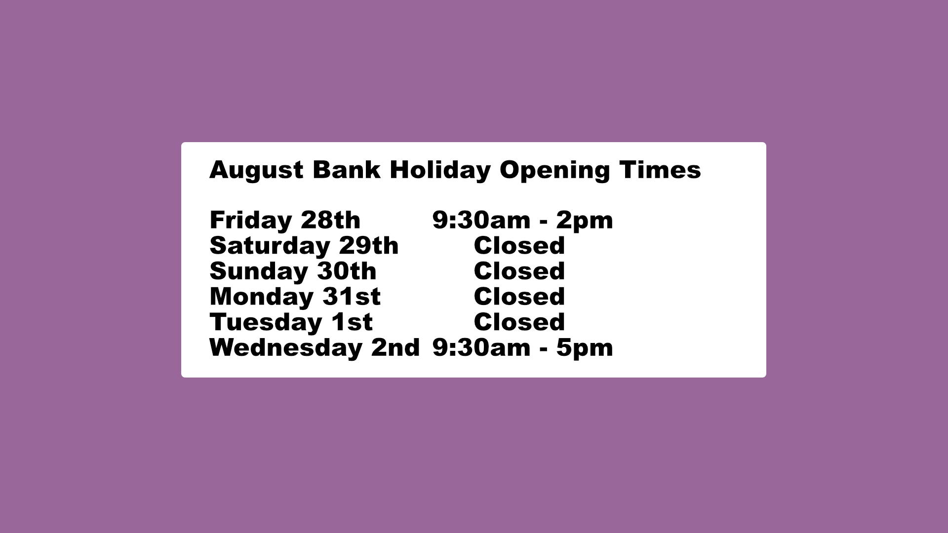 August-Bank-Holidaa